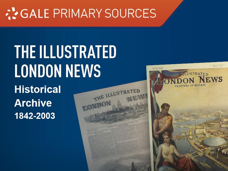 本月精選資料庫: 《倫敦新聞畫報》歷史典藏,1842-2003 (The Illustrated London News Historical Archive, 1842–2003)