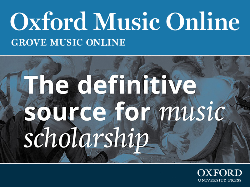Database-of-the-Month:-Oxford-Music-Online