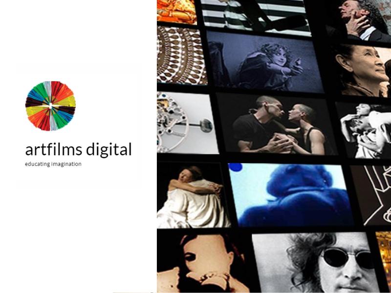 新增試用電子資料庫: Artfilms-Digital