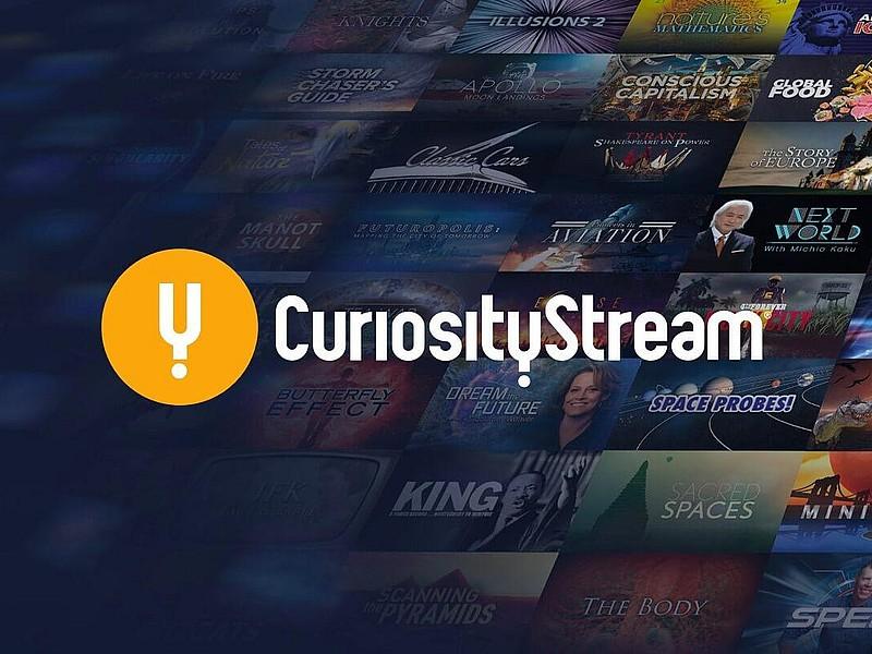 新增試用電子資料庫: Curiosity Stream
