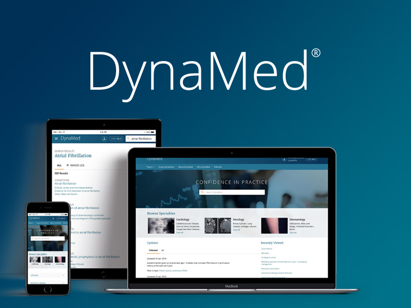 DynaMed: Evidence-Based Clinical Support Database