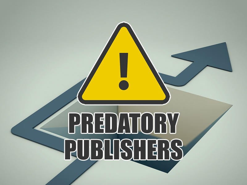 Research Tips 05: How to Avoid Predatory Publishers?